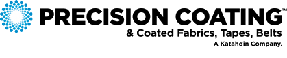 Precision Coating & Coated Fabrics, Tapes & Belts
